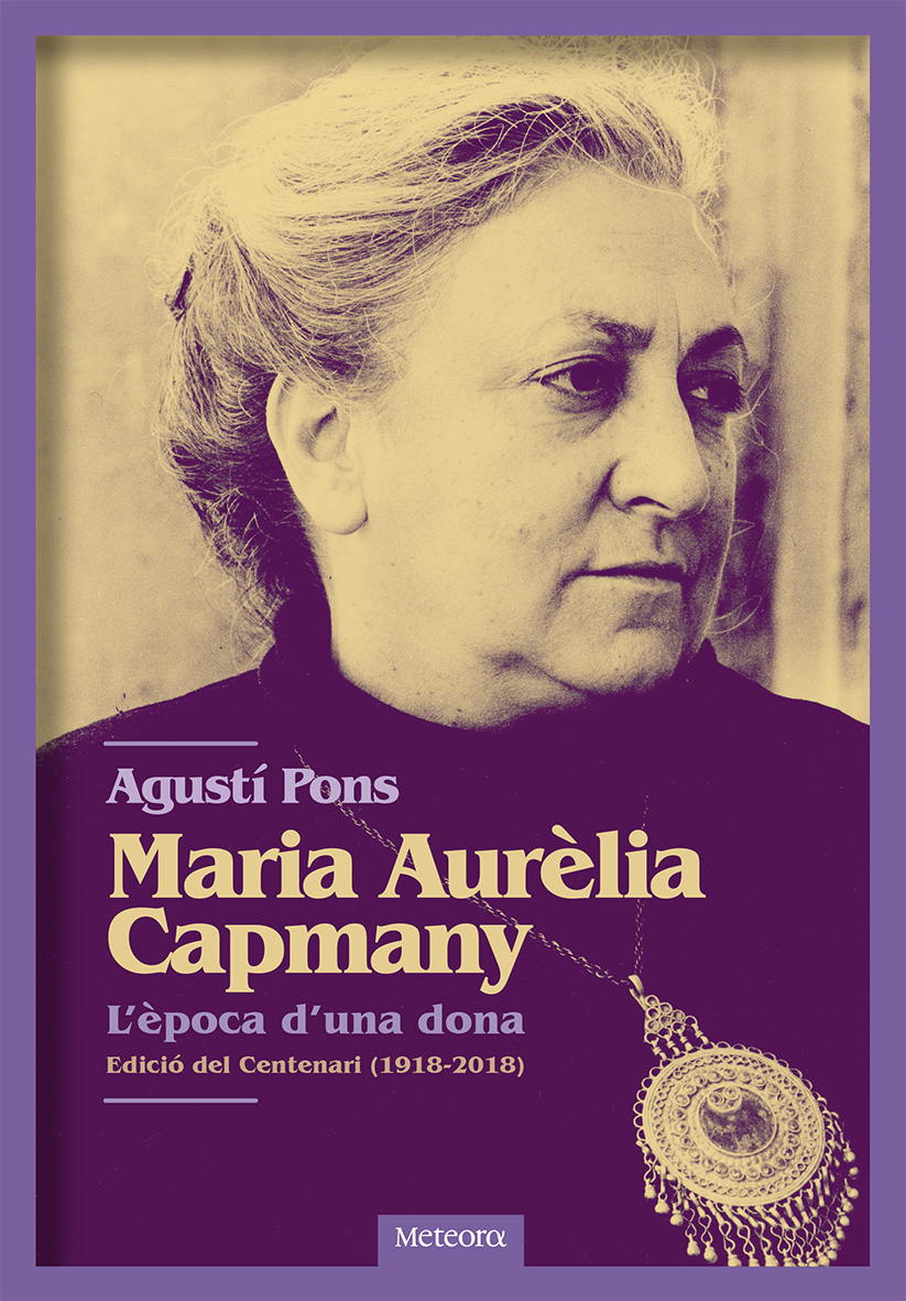 Resultat d'imatges de Maria Aurèlia Capmany l'època d'una dona